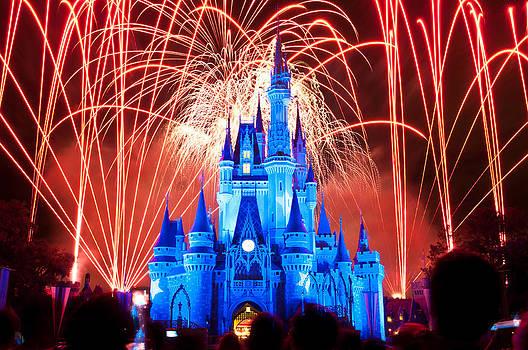 The Magic Kingdom Castle by Lucas Tatagiba