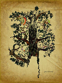 The Magic Tree by Gary Kennedy