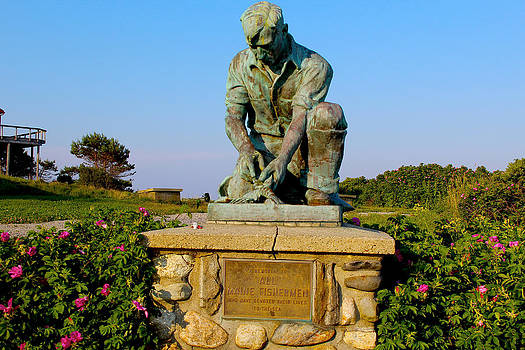 The Maine Lobsterman by Robbie Basquez