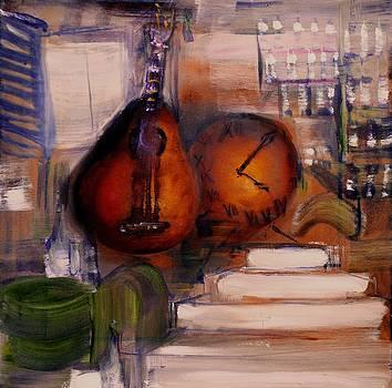 The Mandolin by Evelina Popilian