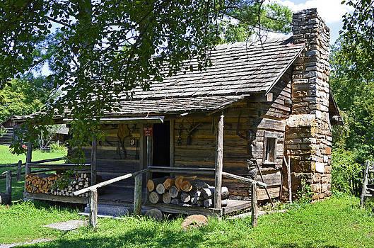 Paul Mashburn - The Mark Twain Family Cabin