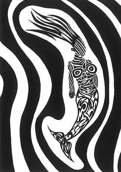 The Mermaid by Raiyan Talkhani