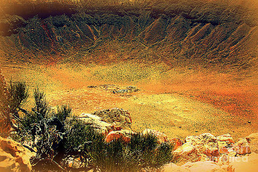 Susanne Van Hulst - The Meteor Crater in AZ 1