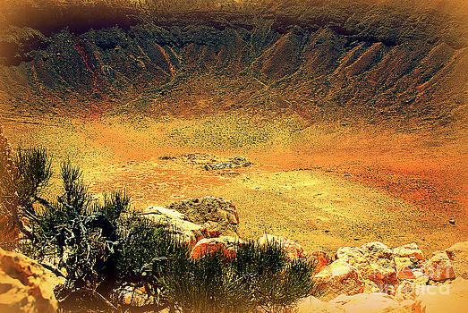 Susanne Van Hulst - The Meteor Crater in AZ 1