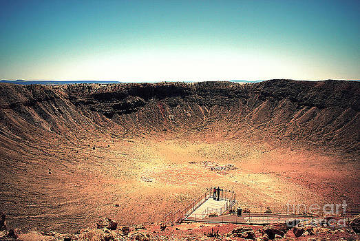 Susanne Van Hulst - The Meteor Crater in AZ 3