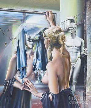 The Mirror by Victor Hagea