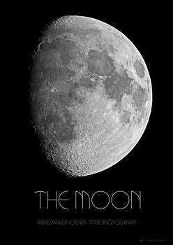 The Moon by Andre Van der Hoeven