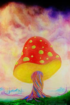 The Mushroom by Ben Christianson