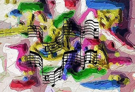 Alec Drake - The Music In Me