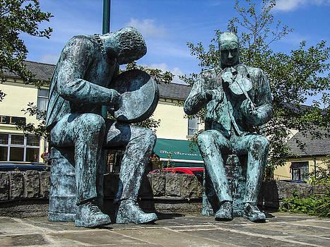 The Musicians by Ralph Brannan
