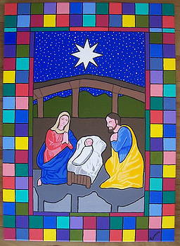 The Nativity by Eamon Reilly
