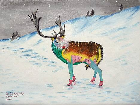 The New Rudolph by Riley Geddings