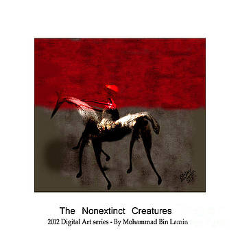 The Nonextinct Creatures No 15 by MBL Binlamin
