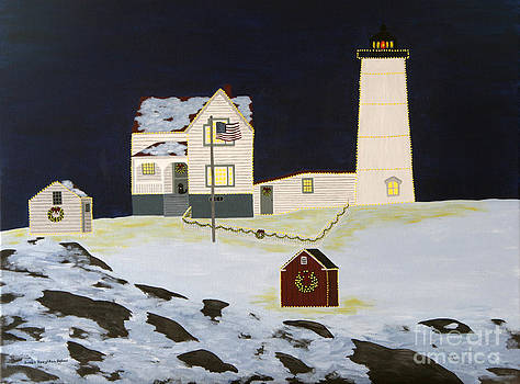 The Nubble by Susan Houghton Debus