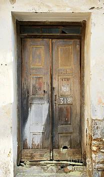 The Old Door by Maria Varnalis