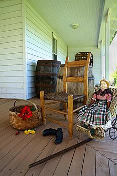 Carmen Del Valle - The Old Farm Porch
