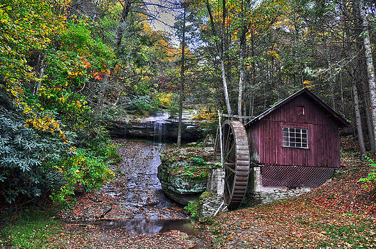 The Old Mill by Donnie Smith