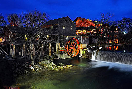 The Old Mill by Michael Austin