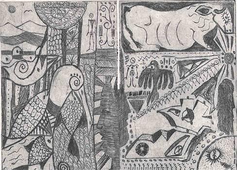 The Past by Branko Jovanovic