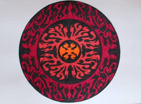 The Perfect Circle by Raiyan Talkhani