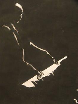 The Pianist by Mahalaleel Muhammed-Clinton
