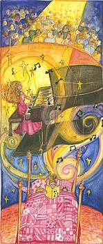 Musician by Barbara Esposito