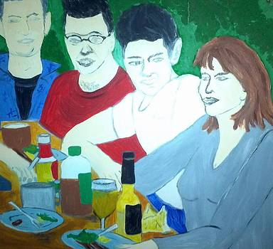 Julie Butterworth - The Picnic