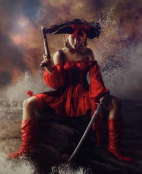 The Pirate by Cindy Grundsten