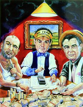 Hanne Lore Koehler - The Poker Game