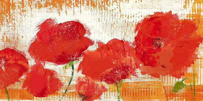 The poppies blow by Irena Orlov