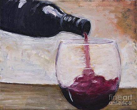 The pour by Boni Arendt
