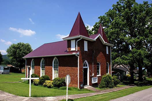 Paul Mashburn - The Purple Church