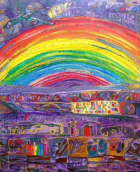 The Rainbow by Eria Nsubuga