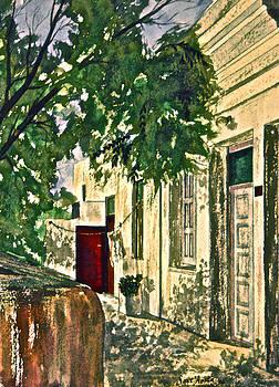 Frank SantAgata - The Red Door