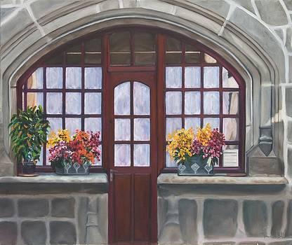 The Red Door by Pamela Bell