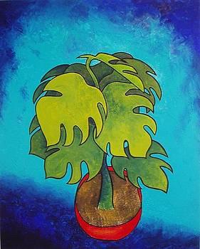 The Red Pot by Carol McLagan