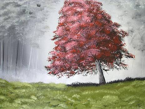 The Red Tree by Trudy Kepke