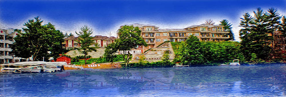 The Resort by Sotiri Catemis