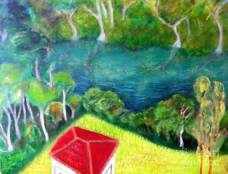 The Rhone by Jenny Goldman
