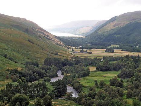 The River Broom by Steve Watson