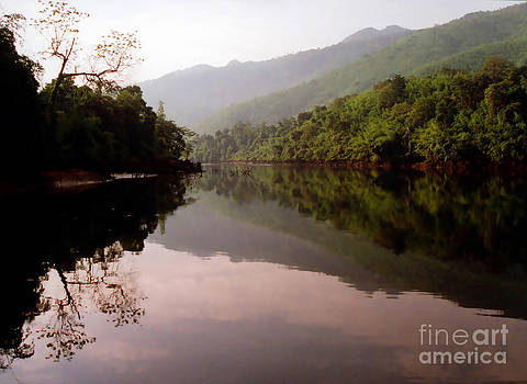 The River Kwai by Serena Bowles