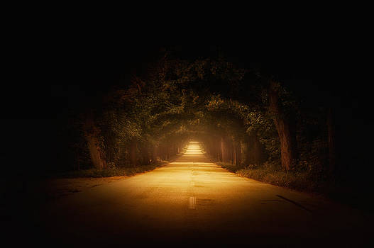 The road to.... by Marek Czaja