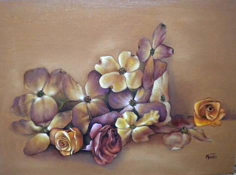 The Rose by Mahto Hogue