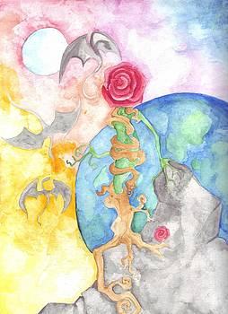 The Rose Matriarch by Rebecca Blain