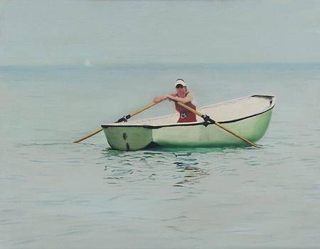 Candy Prather - The Rowboat