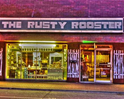 The Rusty Rooster Antiques by Jenny Bauer