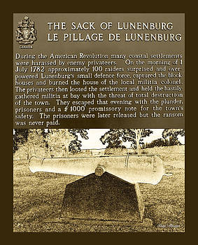 Daryl Macintyre - The Sack Of Lunenburg