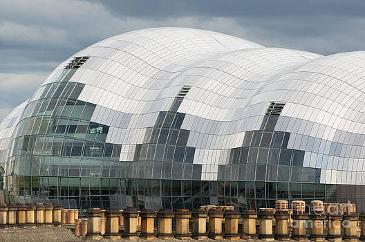 The Sage building by Andrew  Michael