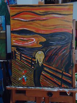 the SCREAM by Jeffrey Foti