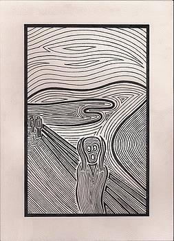 The Scream by Raiyan Talkhani